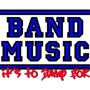 "marching band music"" it's to jump for"