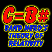 band nerd's theory of relativity