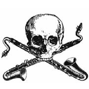 bass clarinet / basset horn pirate