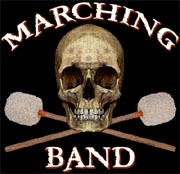 marching band pirate