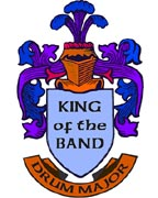 drum major king of the band