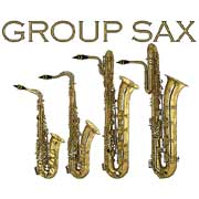 group sax