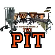 i'm proud to be in the pit