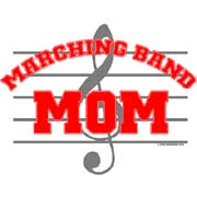 marching band mom