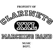 xxl property of clarinets