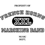 xxl property of french horns