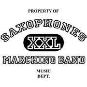 xxl property of saxophones